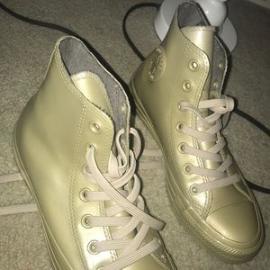Converse Shoes - limited edition high top converse